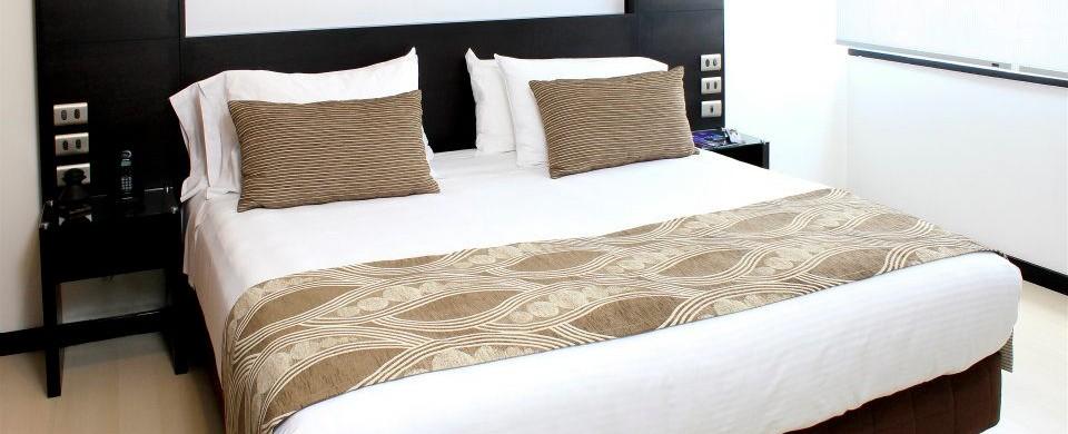 Deluxe Suite. Fuente: Hotel Continental fuente fanpage facebook